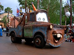 Disney Cars Mater Birthday Cakes
