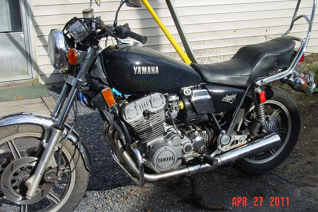 1982 yamaha xs 850 special flickr photo sharing for 1981 yamaha sr185 specs