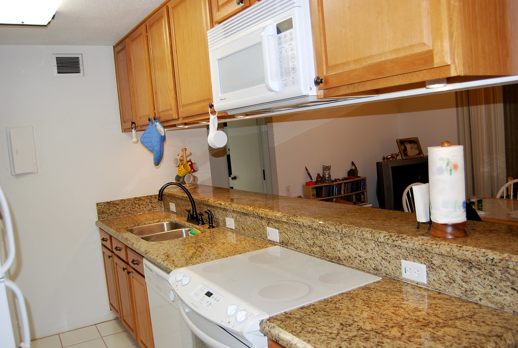 Were Kitchen Put In Homes Built In