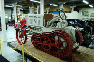 Bates Steel Mule Tractor 020 N | by Corvair Owner