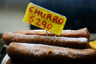 churro | by roboppy