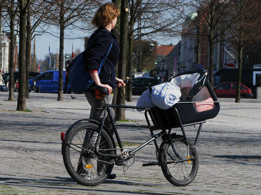 Oh Baby Copenhagen Transport Classic Copenhagen Child
