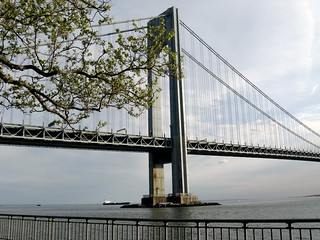 Verrazano Bridge | by Emily in Brooklyn