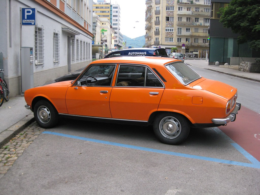 Peugeot 504 Gl What A Beauty Christian Klepej Flickr
