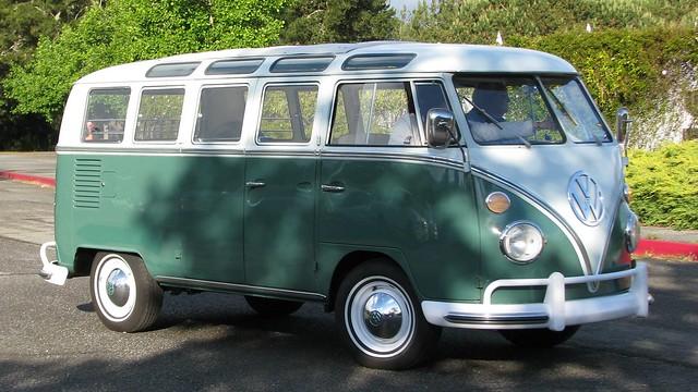1965 volkswagen 21 window deluxe microbus 2 flickr for 1965 vw 21 window bus