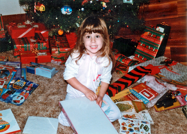Me On Christmas Morning 1985 Please Note My Awesome
