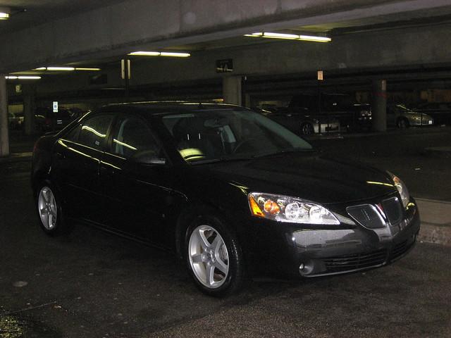 2008 Pontiac G6 3