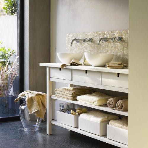 Kitchen Console Table With Stools