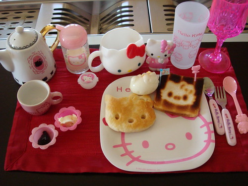 Hello Kitty's Breakfast [Explore] | by Iaia***