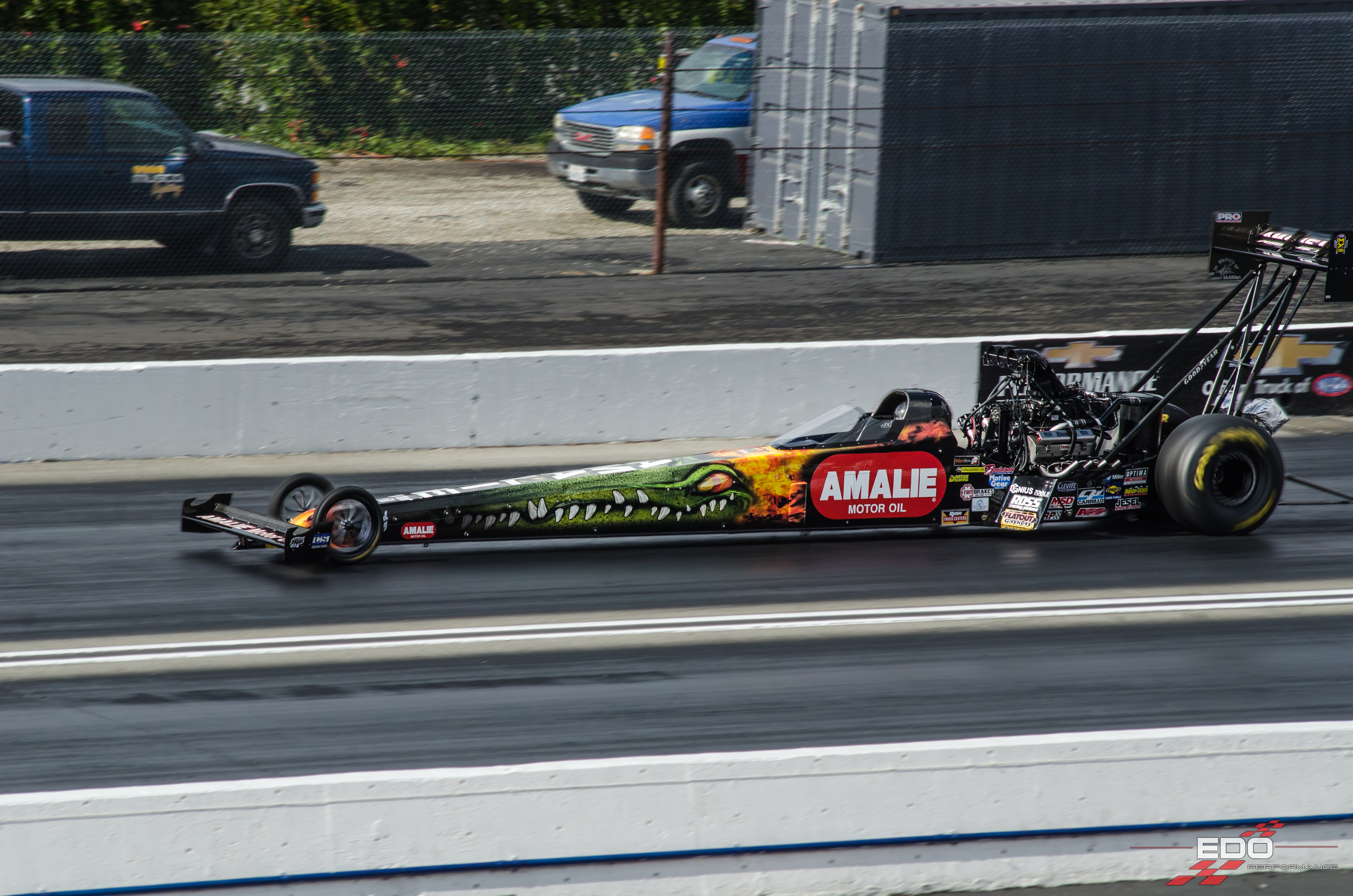 NHRA Winternationals at Auto Club Raceway Pomona 2017