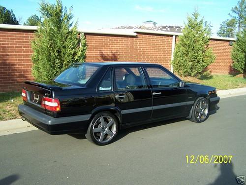 volvo 850 t5 r passenger rear 2 1995 volvo t5 r as it flickr. Black Bedroom Furniture Sets. Home Design Ideas