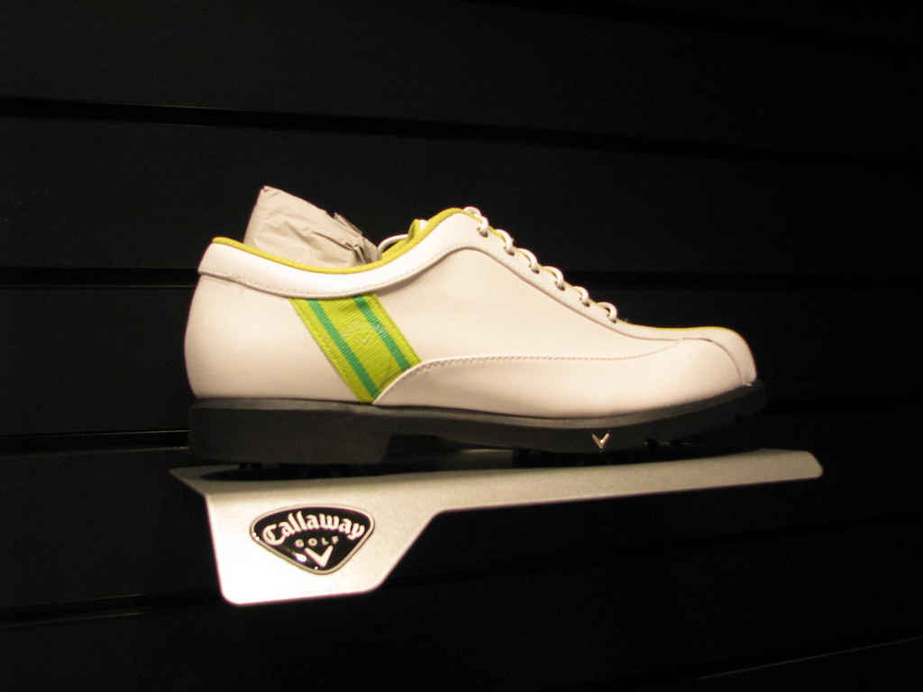 White Golf Shoes After Labor Day