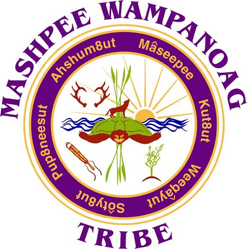 Mashpee Wampanoag Tribal Seal Location And Land Status
