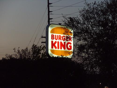 2008 Old Burger King Logo, Myrtle Beach, SC | In 1969 ...