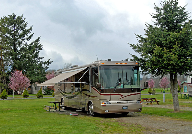 Maple Grove Rv Amp Golf Park Randle Wa We Took The Rv