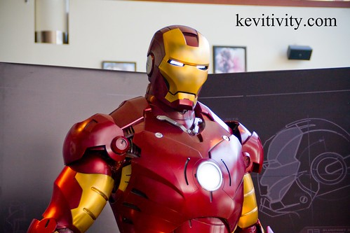 Iron Man Suit | by Kevitivity