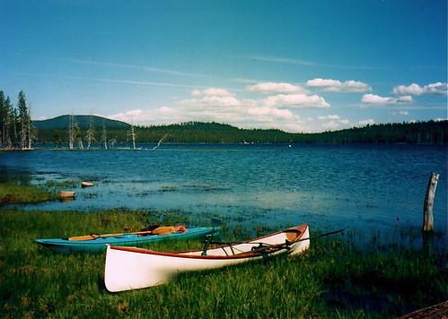 Boats Medicine Lake Northern California Medicine Lake