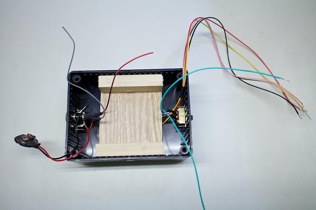 Project Box Underside