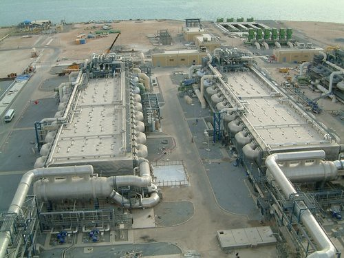 Desalination Plant Waterinline Water Industry Exchan