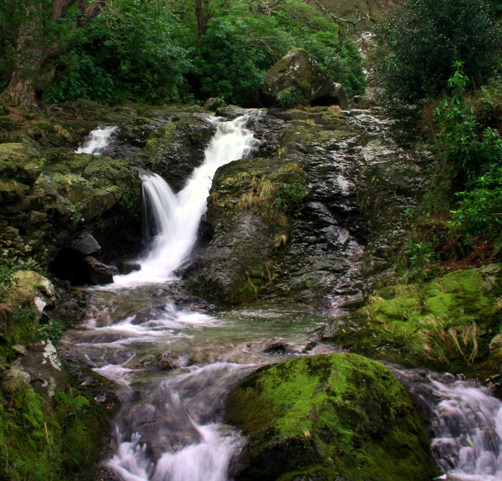 Waterfall near Newcastle | Just south of Newcastle in County ...