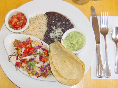 California Style Mexican Food In Dallas