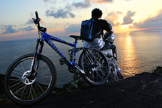 a KONA bike will get you anywhere...you just need to add the heart. | by NeilNorman Light Tamer