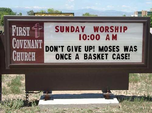 Funny Church Signs Au Tiger01 Flickr