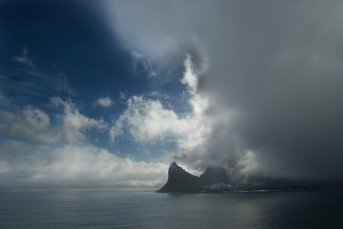 Hout Bay clouds | by mountainSeb