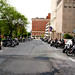 Motorcycles on State Street
