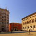 Parma Baptistery & Piazza