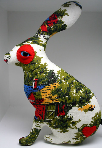 Orszag the Jack Rabbit for shoporangebutton | by Look What I Can Do