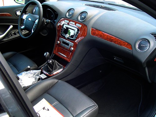 Ford mondeo ghia interior new ford mondeo ghia interior flickr - Ford mondeo interior ...