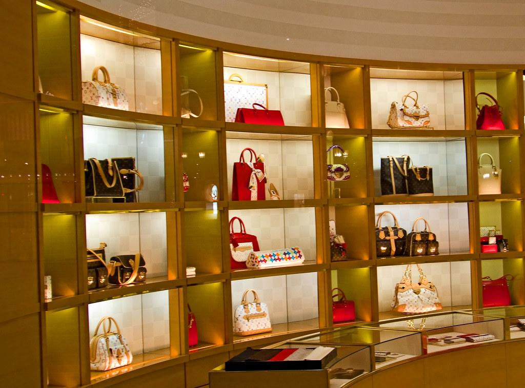 Louis Vuitton Boutique Store Interior Photo 315 Louis