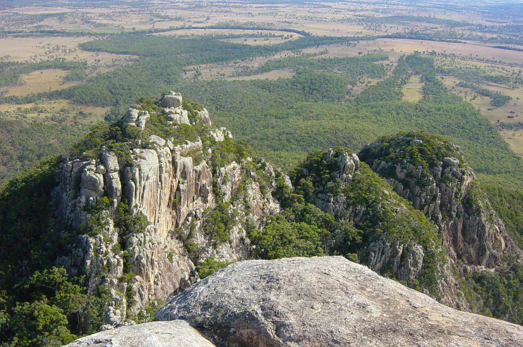 Mt Walsh Np Viewpoint The Highest Point At The