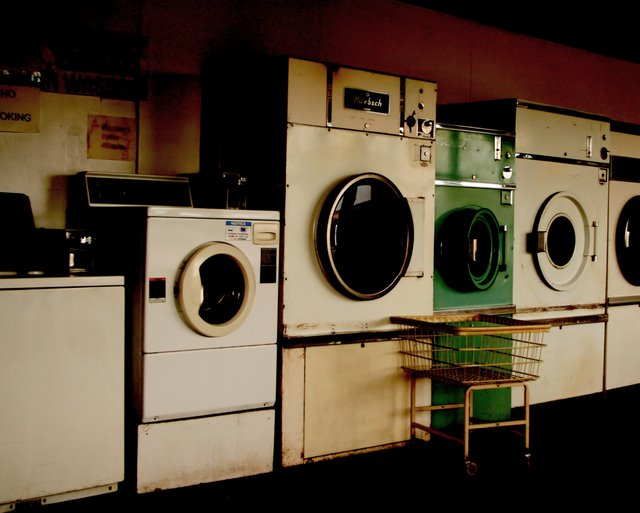 coin operated laundry dryers in an laundromat dryers jean albus flickr 29519