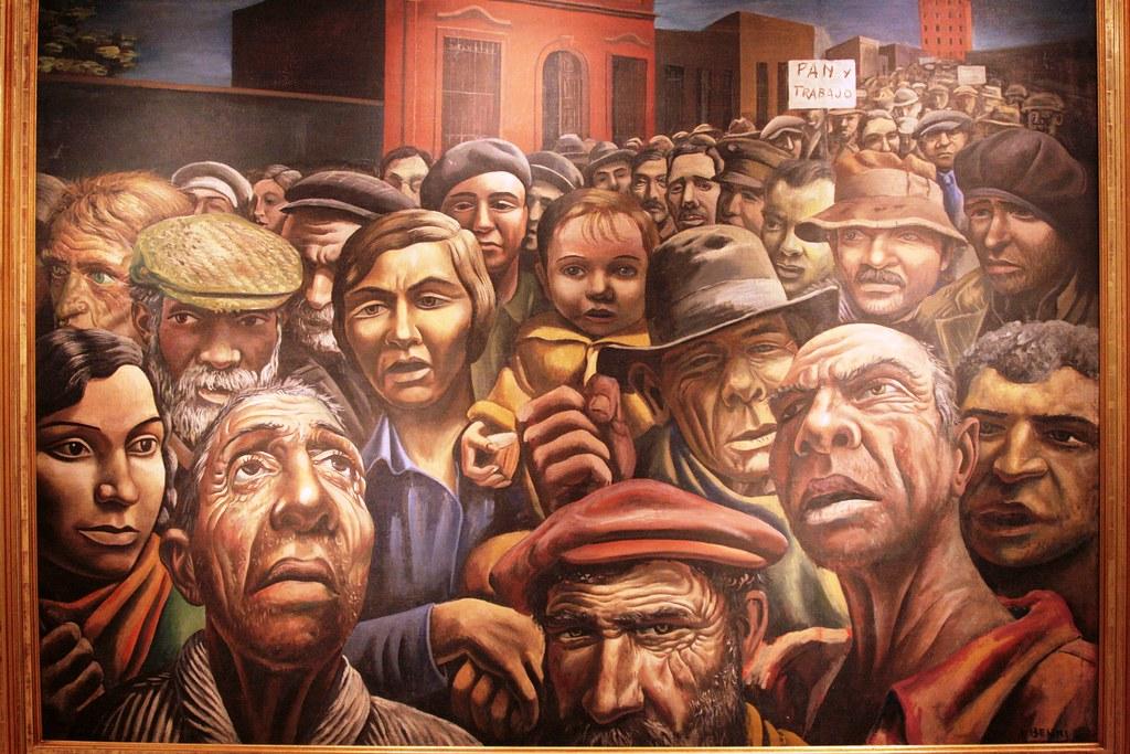 manifestaci243n antonio berni buenos aires argentina flickr