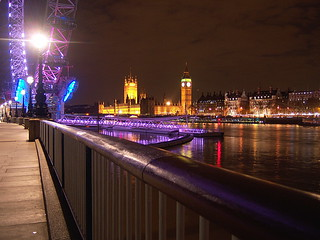 London @ night | by marin.tomic
