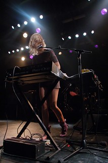 Emily Haines Of Metric @ The Commodore Ballroom | by victoria potter