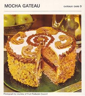 Mocha Cake Recipe Uk