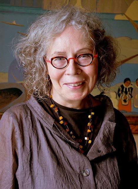Eva Stachniak, author of The Chosen Maiden