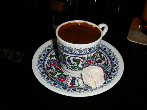 Turkish Coffee | by La Singularidad Desnuda
