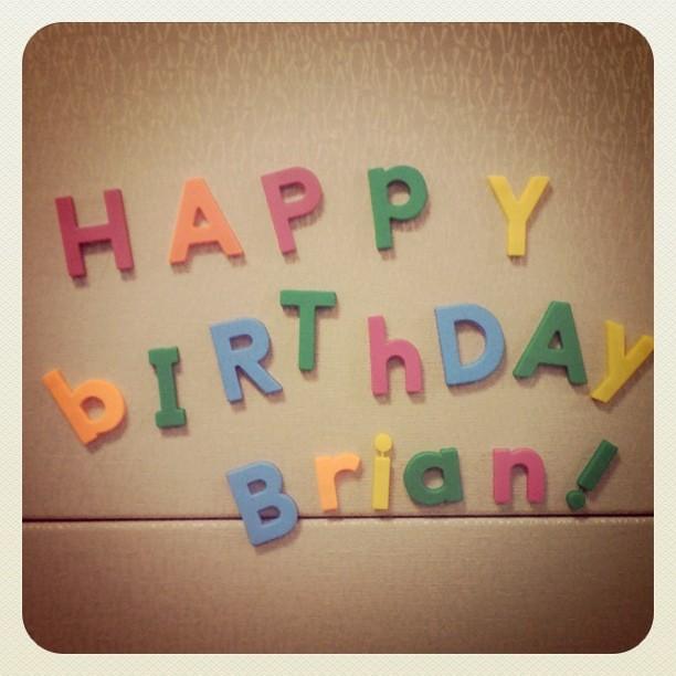 Happy Birthday To Our Wonderful