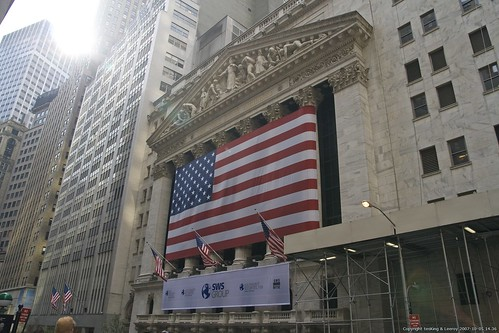 New York - Wall Stree Stock Exchange | by tesKing (Italy)