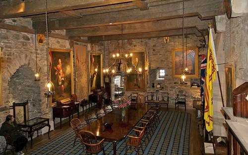 Royal Highland Hotel Menu