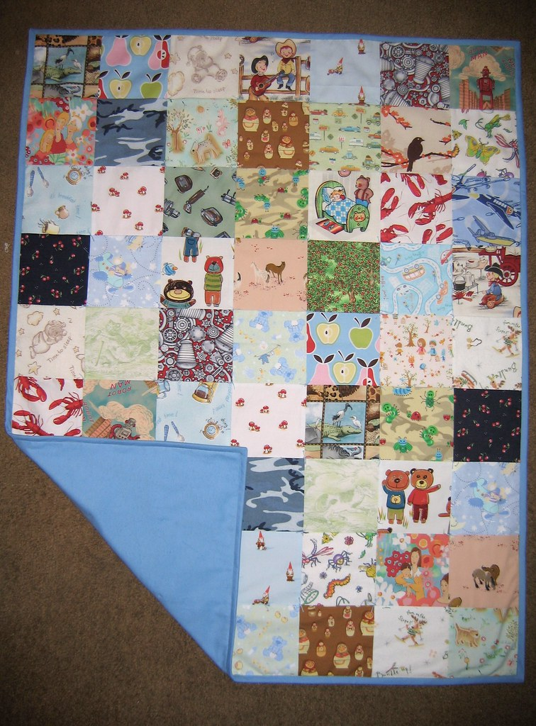 I Spy Quilt finished | Christmas gift for my 18 month old ...