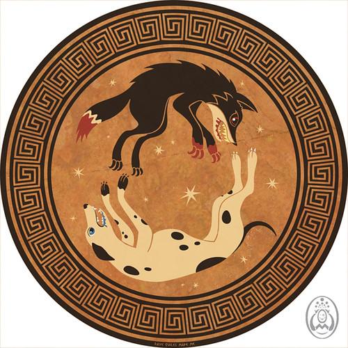 Teumessian fox greek mythology - photo#40