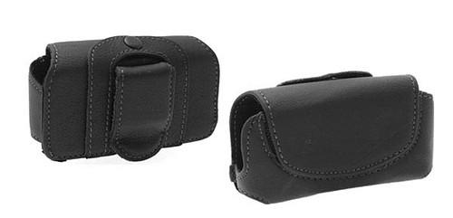 Case Design phone finder case : Black Leather Belt Clip Pouch Case Holder for Nokia N95 : by ...