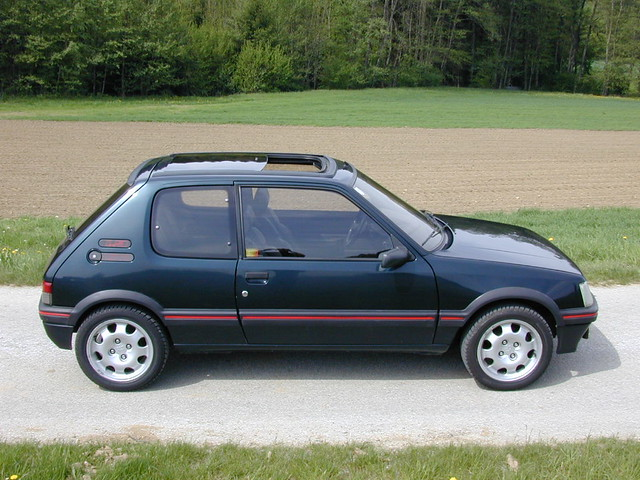 1992 peugeot 205 gti 1 9 1992 peugeot 205 gti 1 9 metall flickr. Black Bedroom Furniture Sets. Home Design Ideas