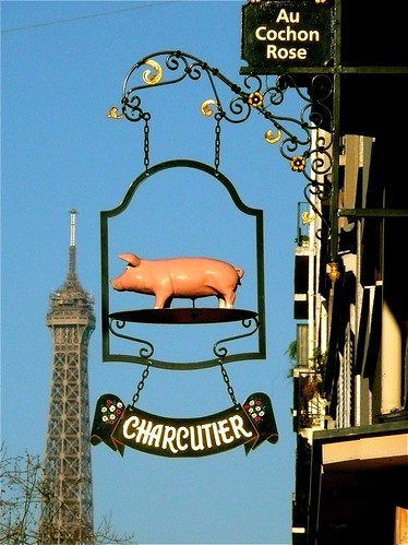 This Little Pig Went to Paris | by anneinparis16