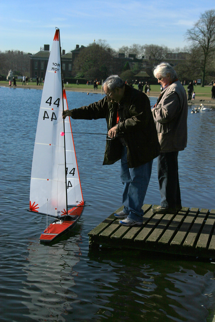 Rc Laser Class Sailboat Img 6154 Remote Controlled